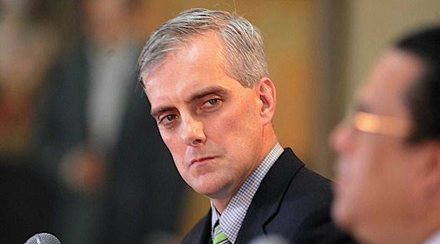 Jewish Leaders Back New White House Chief Of Staff Denis McDonough