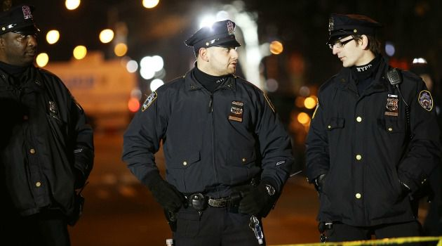 florsheim shoes new york nypd officers shot in patrol