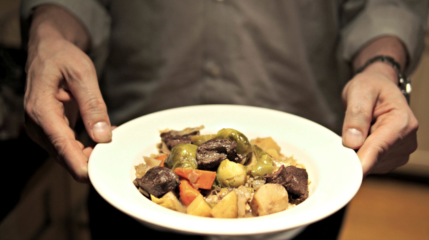 11 stew recipes for fall the forward lamb stew with winter vegetables forumfinder Choice Image