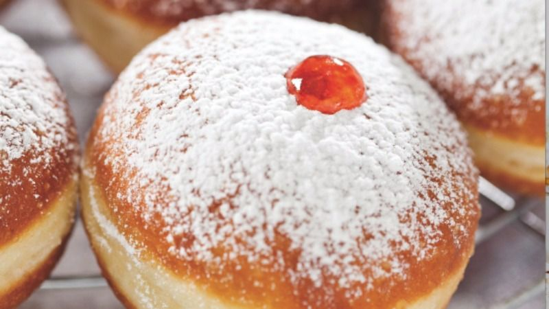 Israel's Secret Hanukkah Doughnut Recipe – The Forward