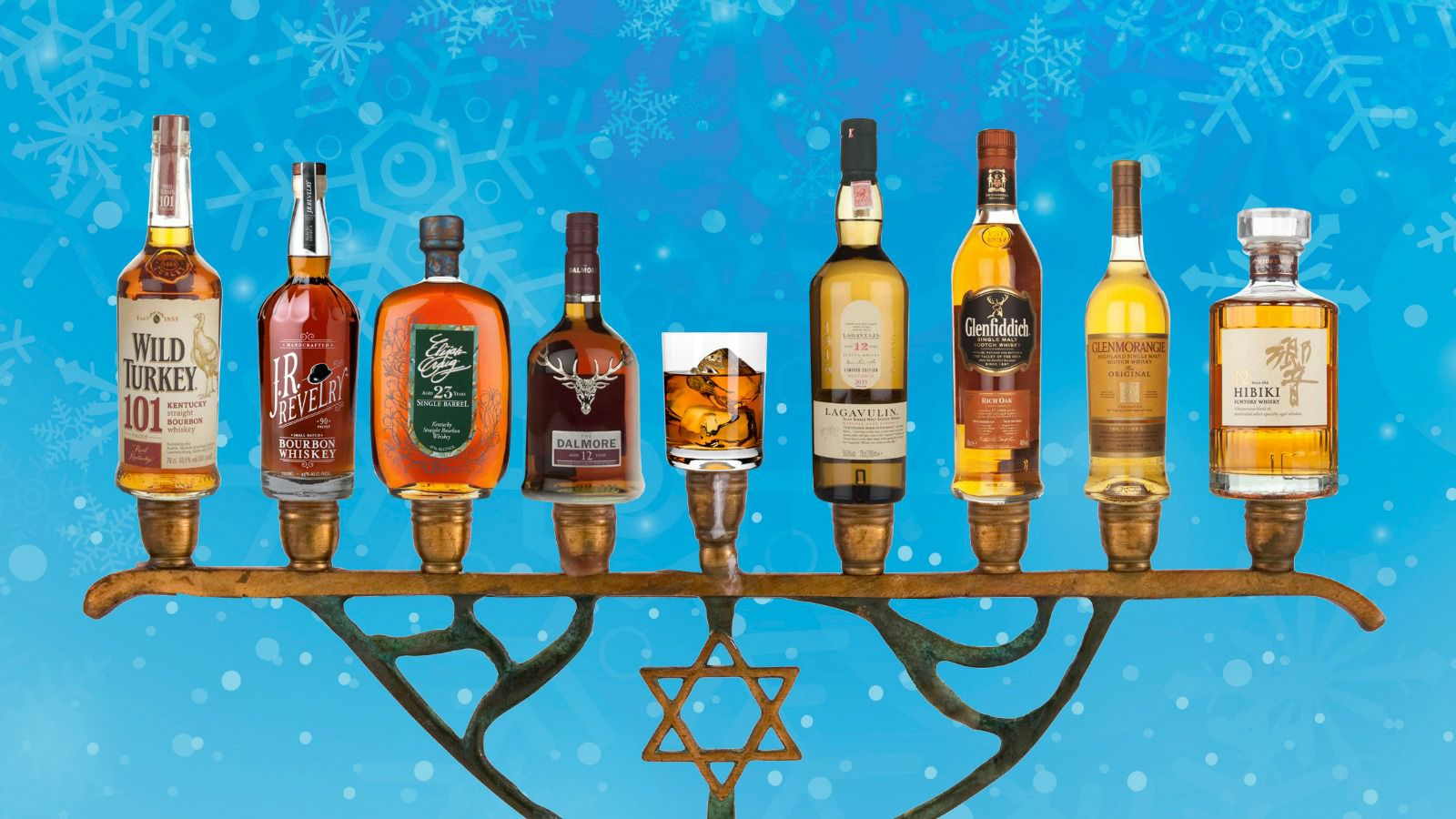 Eight Whiskies For Eight Nights Of Hanukkah – The Forward