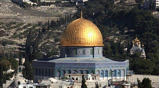 Jew Detector: Jerusalem Grand Muft Denies Jewish History Of Temple Mount
