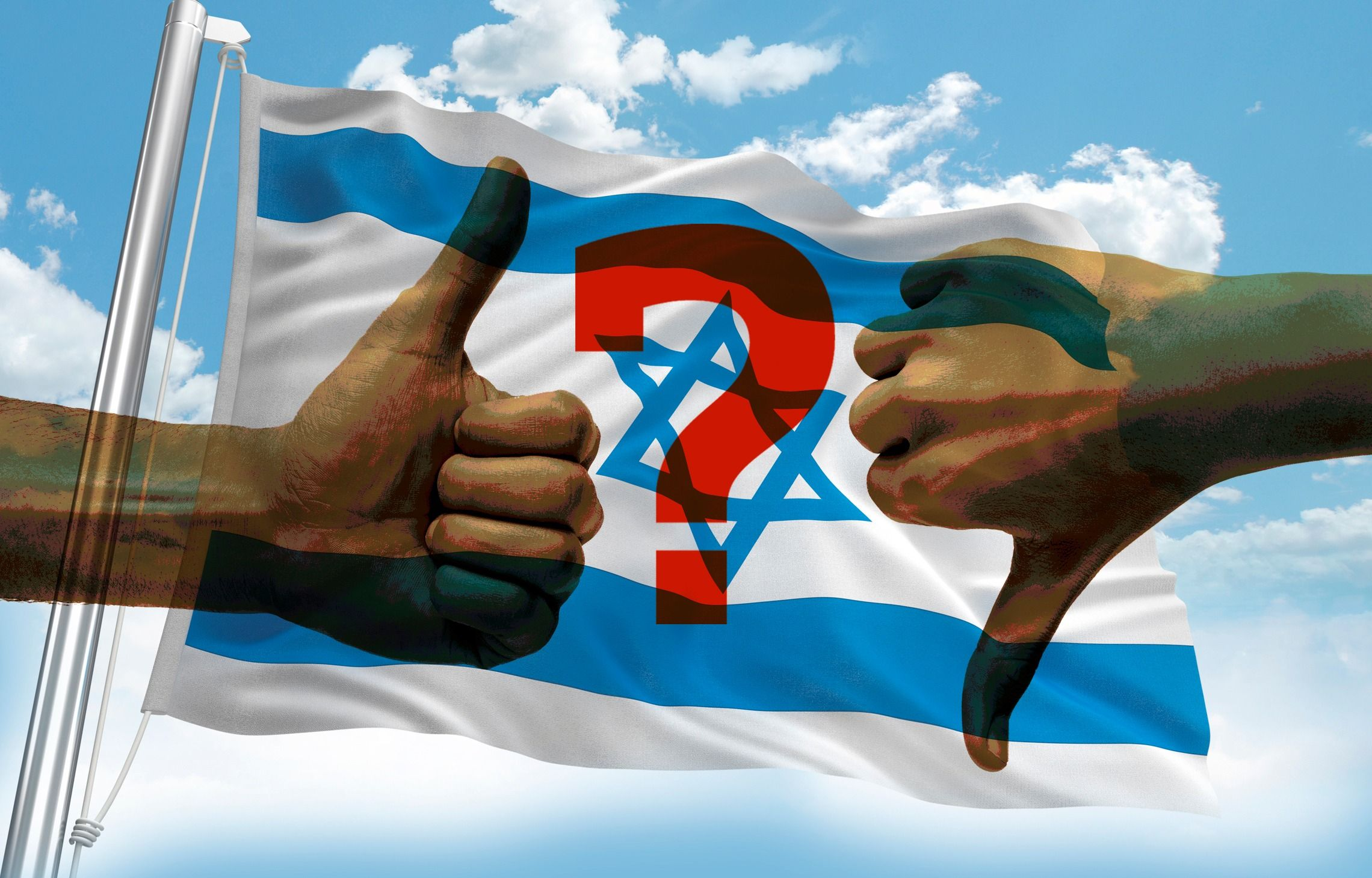 (Almost) Everything You Knew About The Polls And Israel Is Wrong