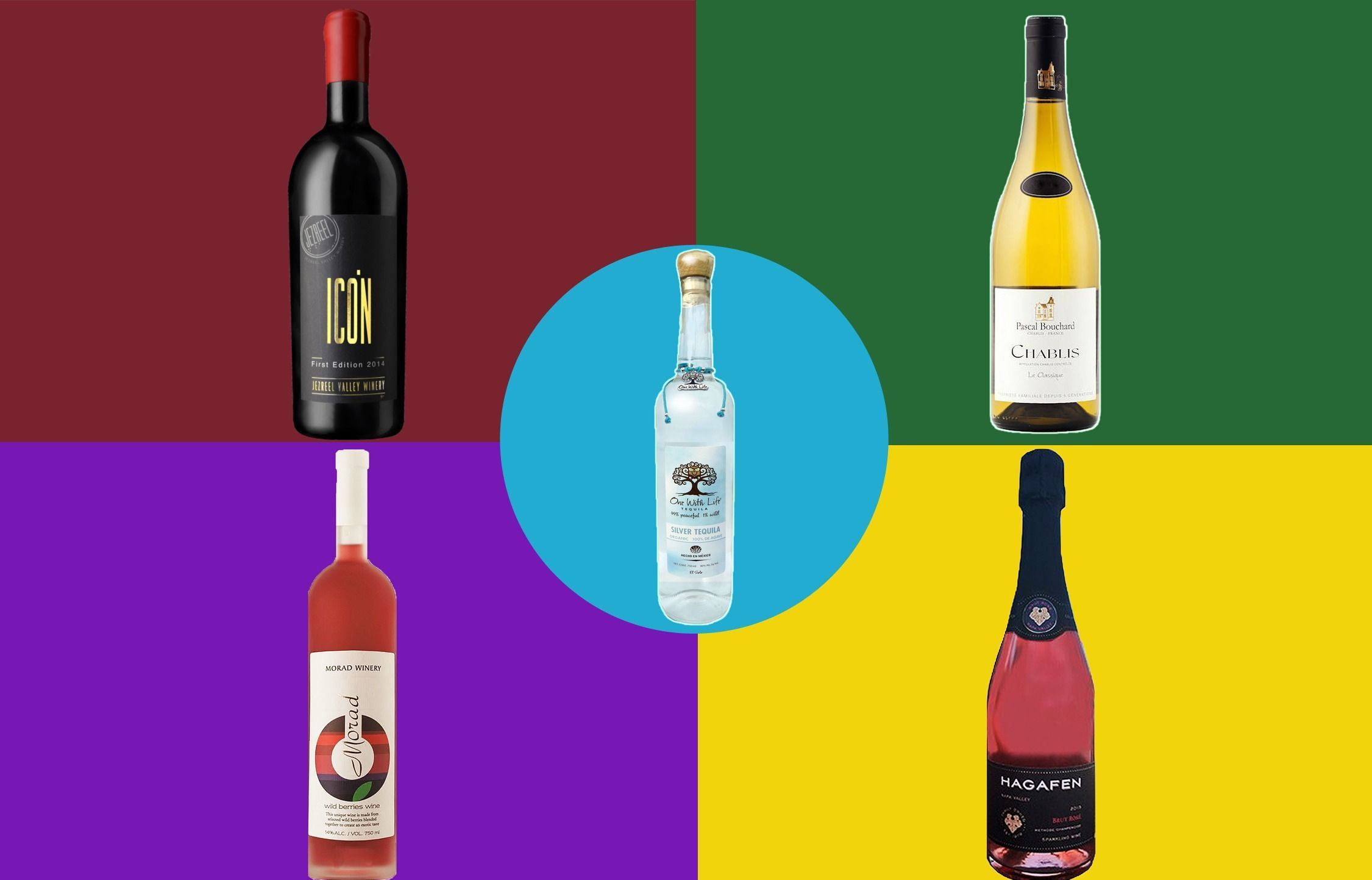 4 Kosher Wines And One Tequila You Have To Try This Year The Forward