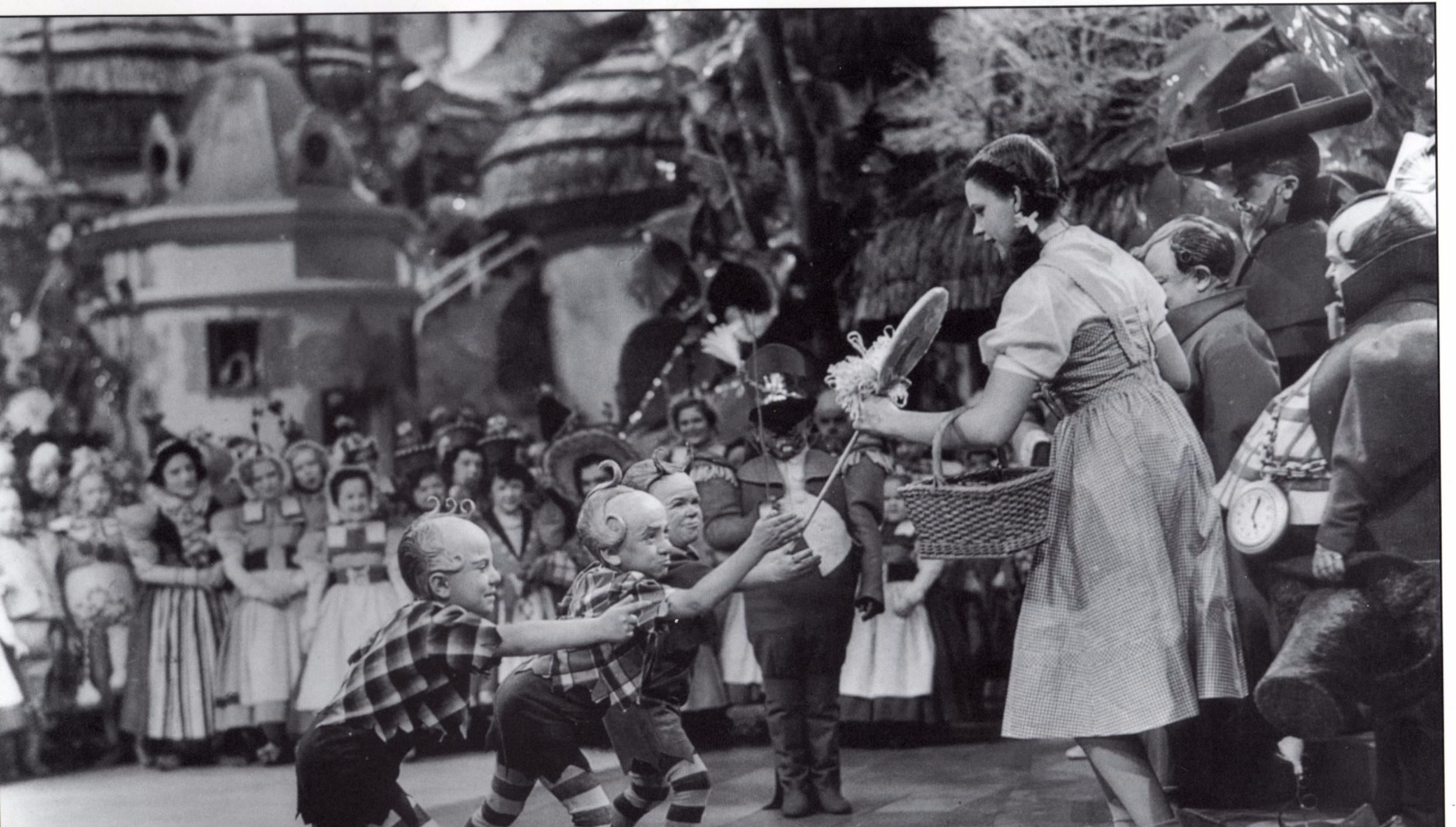 Did Munchkin Actors Grope Judy Garland On Set of \'Wizard Of Oz ...