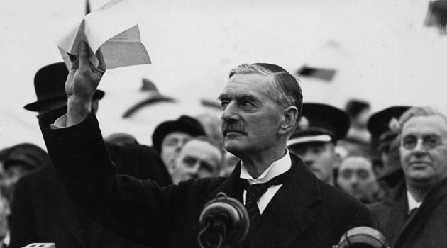 When Munich Became A Synonym For Appeasement The Forward