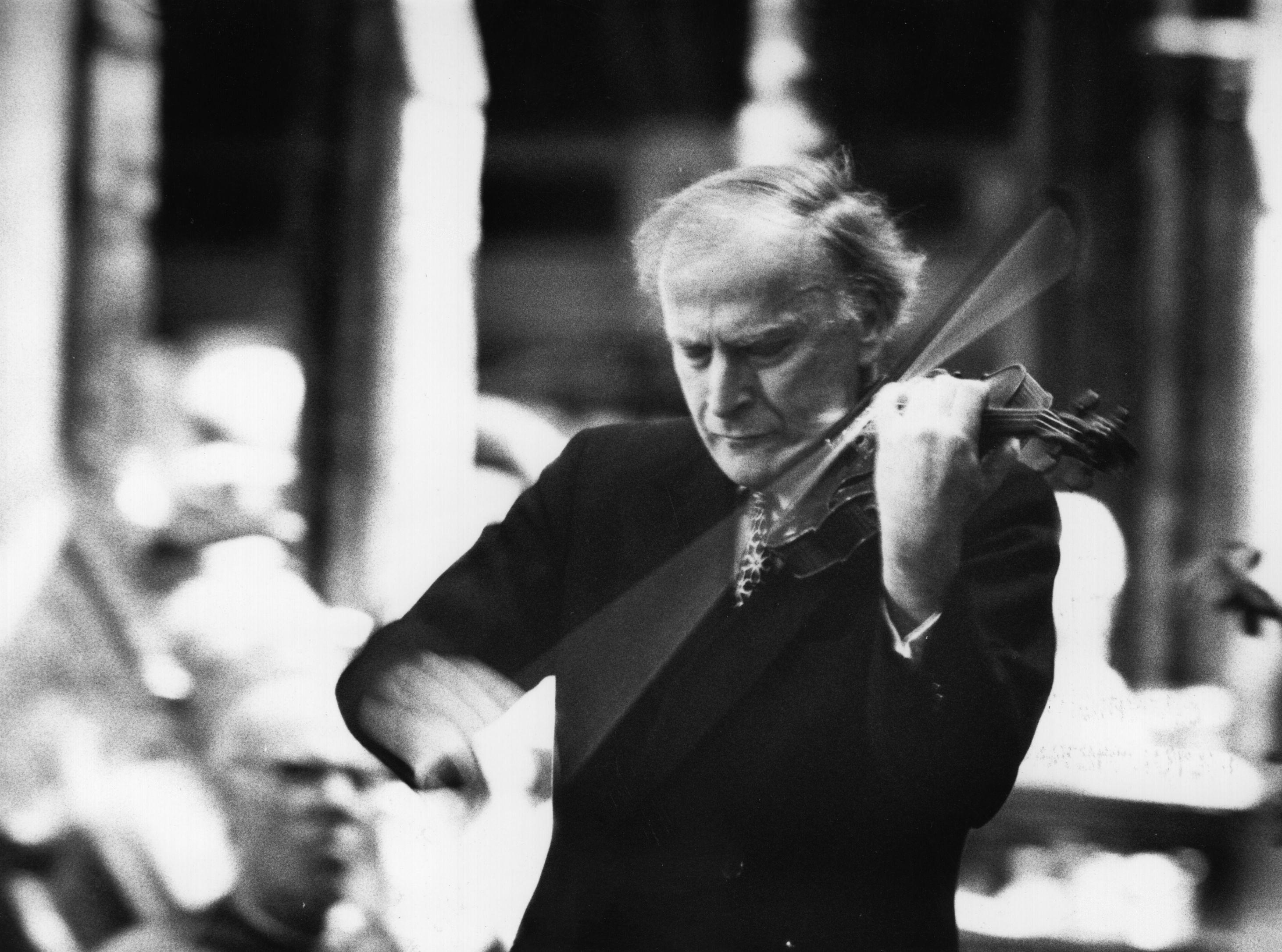 100 Years Ago, Violin God Yehudi Menuhin Was Born – The Forward