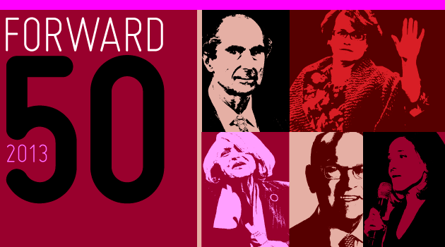 Forward 50 2013