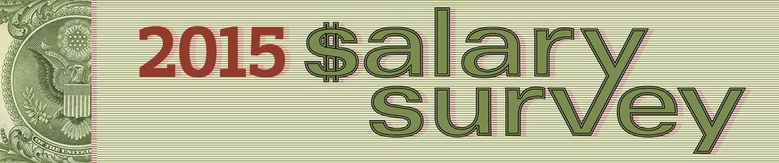 Salary Survey 2015