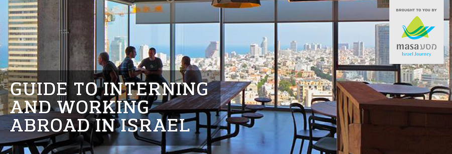 Work and Internships in Israel